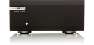 Front view of the Musical Fidelity Musical Fidelity M1PWR
