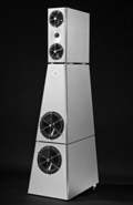 Front view of the YG Acoustics YG Acoustics Anat III Signature