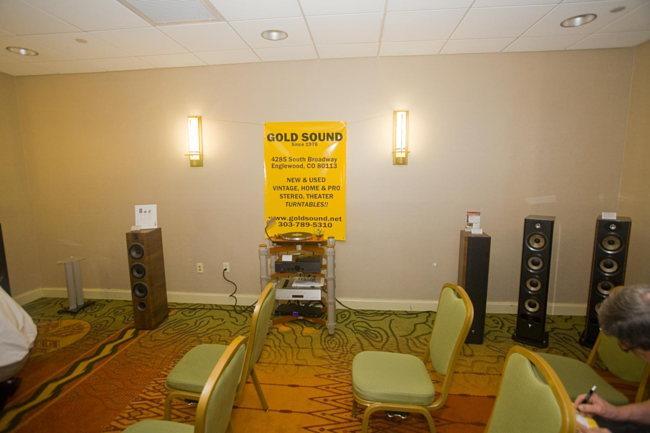 Focal speakers and Cambridge Audio gear
