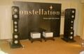 Von Schweikert VR 100XS Universe speakers on Constellation amps