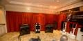 JBL speakers on Mark Levinson electronics
