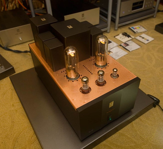 our report  kondo audio note kagura amplifier on ces 2013