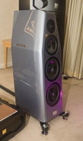 Kharma db9 speaker side view