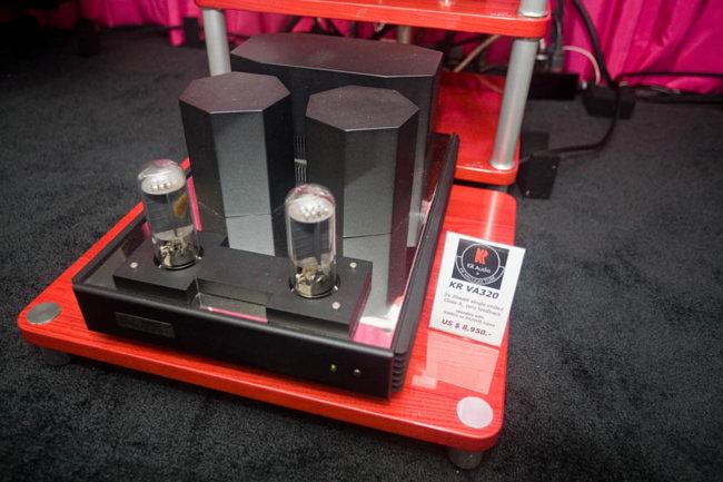 KR Audio VA-320 amplifier